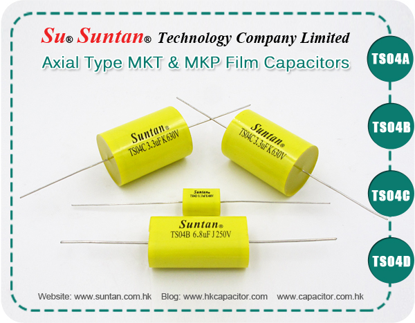 plastic film capacitor plastic film capacitorsu suntan axial metallized polyester film capacitors ts04 cycloidal type flat oval type
