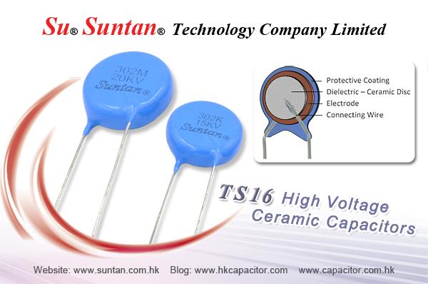 High Voltage Capacitors : Ceramic capacitor