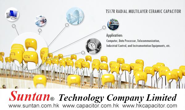 Suntan Multilayer Ceramic Capacitor